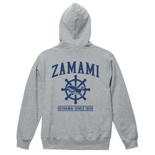 ZAMAMI VILLAGE PULL OVER PARKA
