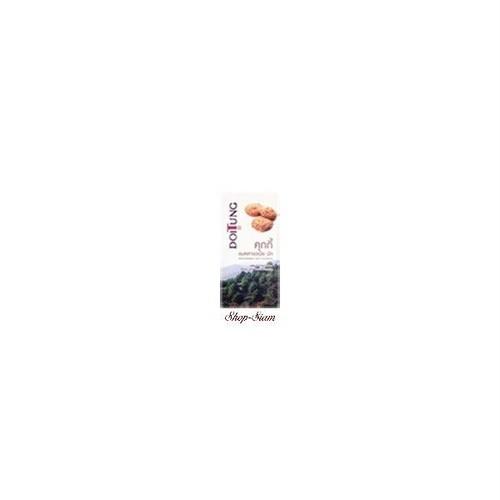 ドイトン マカダミアナッツ クッキー 黒ゴマ&白ゴマ/Doitung Macadamia Nut Cookies Black and White Sesame 120g