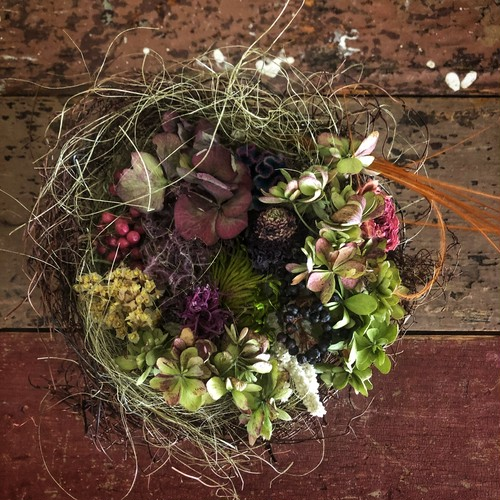 flowers nest  no.3