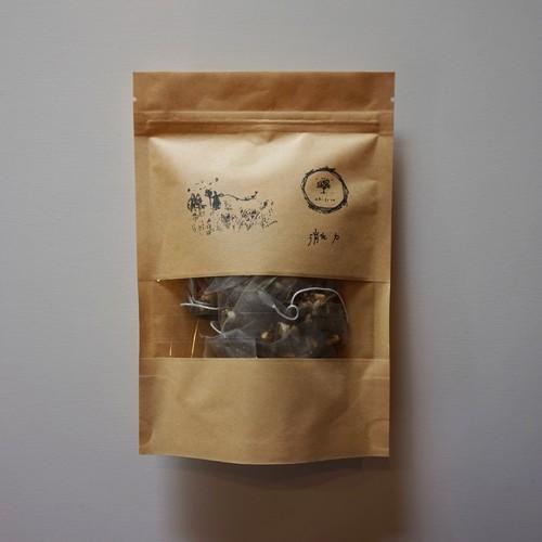 [消化力] 有機薬草茶 (ティーパック10包)