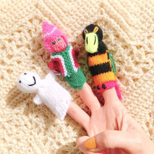 Hand puppet 4