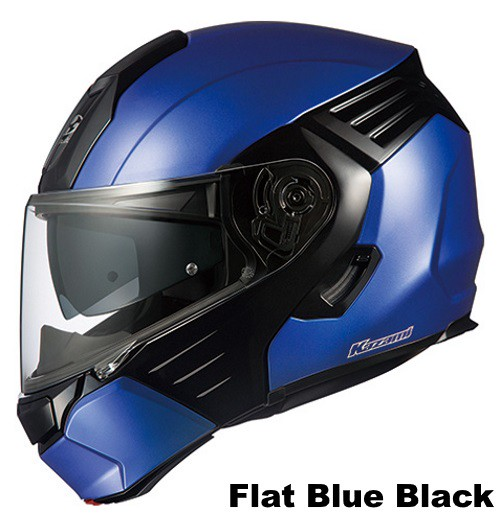 OGK KAZAMI flat-blue-black