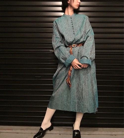 vintage China dress