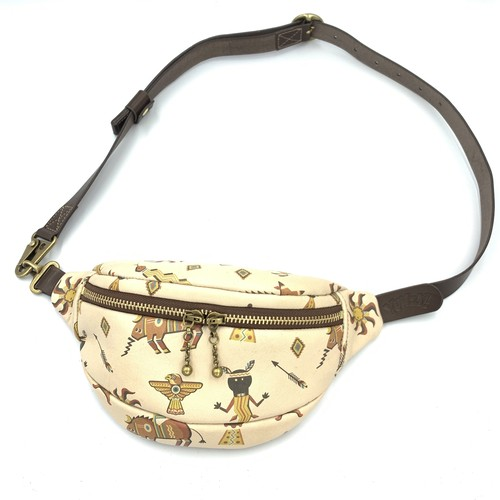 《受注生産対応商品》YONZY Space Indian Leather Small Body Bag