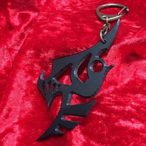 アーマリーキーホルダー(黒)