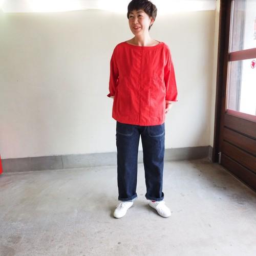 デニムボトム ダブルポケ・パンツ 03P31  サイズS,M