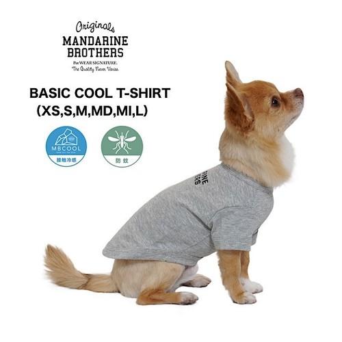MANDARINE BROTHERS ベーシッククールTシャツ XS~Lサイズ マンダリンブラザーズ BASIC COOL T-SHIRT