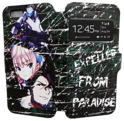 【楽園追放】iPhone6ブックカバータイプケース