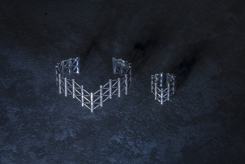 RING HFACR01 2019S/S  - 岐路 -