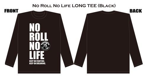 NRNL DRY LONG TEE(Black)