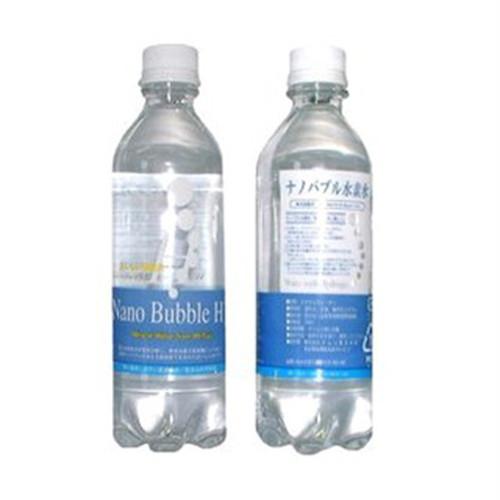ナノバブル水素水500ml×24本