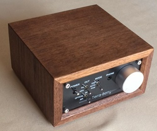 Terra-Berry HPA木製ケースキット