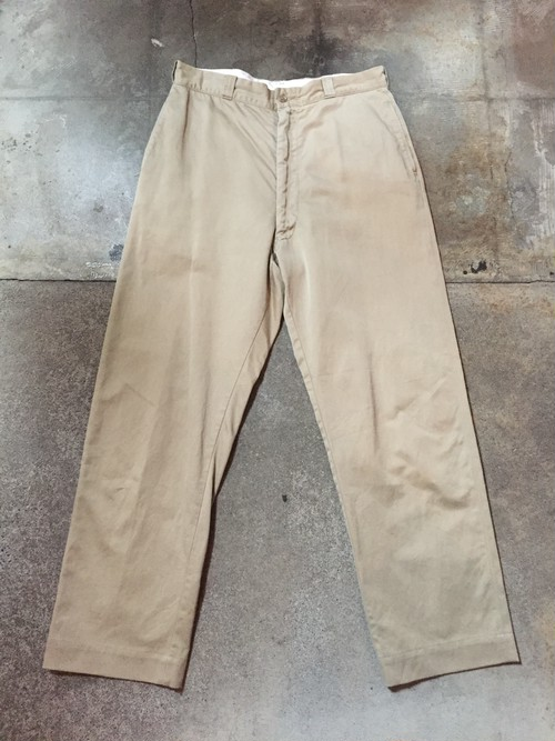 60-70s USARMY Chino Trousers