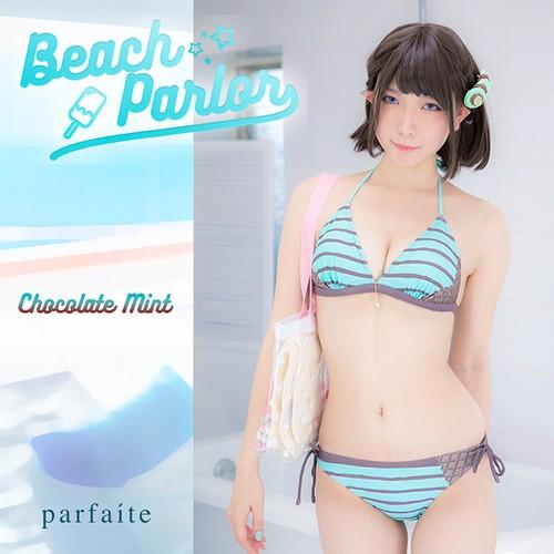 beach parlor / chocolate mint