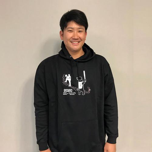 菅野投手_さくらコラボグッズ(パーカー)