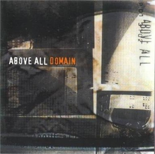【USED】ABOVE ALL / DOMAIN