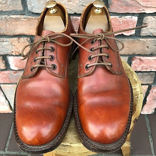 1950s Burberrys × Trickers Derby Shoe Made In Northampton UK8.5