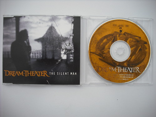 【CD single】DREAM THEATER / THE SILENT MAN (3track)