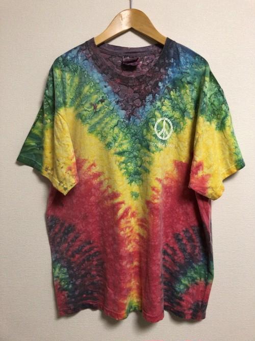 90's tie-dye T's