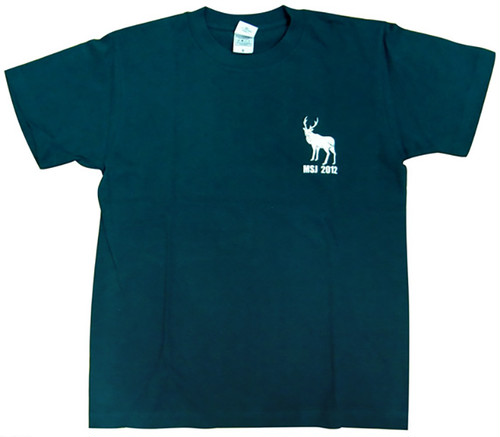 日本哺乳類学会限定Tシャツ