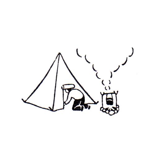 ソロキャンプ Solo Camp
