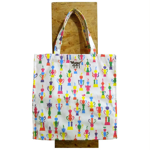 tote bag / large / trophy / small pattern