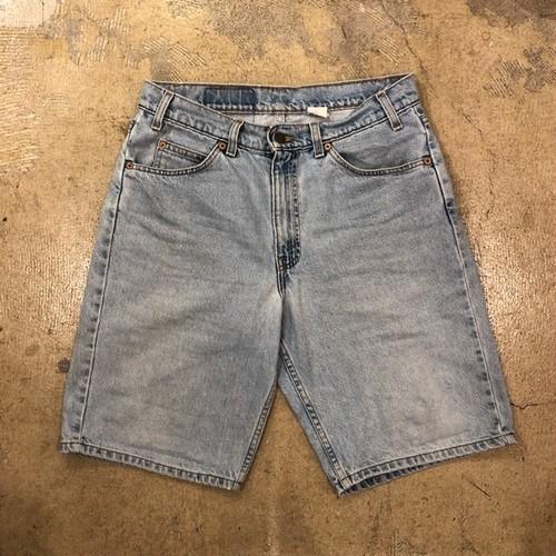 Levi's 550 Denim Shorts