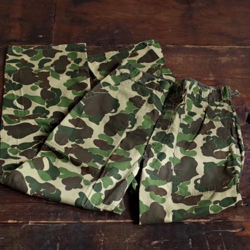 Camouflage Pants / カモフラージュ パンツ