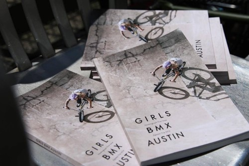 Naokingraph FirstIssue 〈GIRLS BMX AUSTIN〉