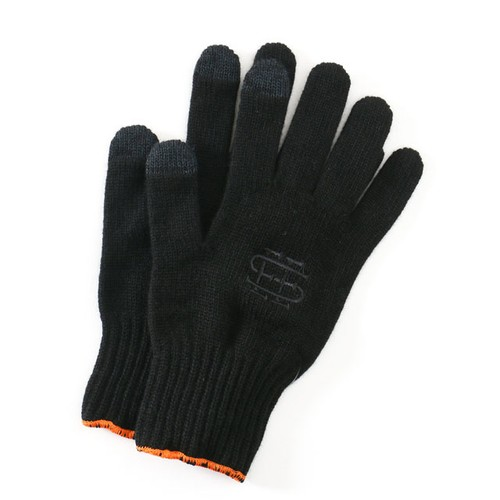 SEE SEE CASHMERE GLOVES(BLACK)