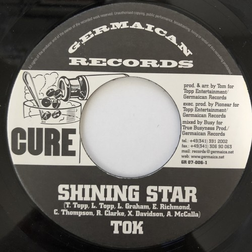 TOK - Shining Star【7-20614】