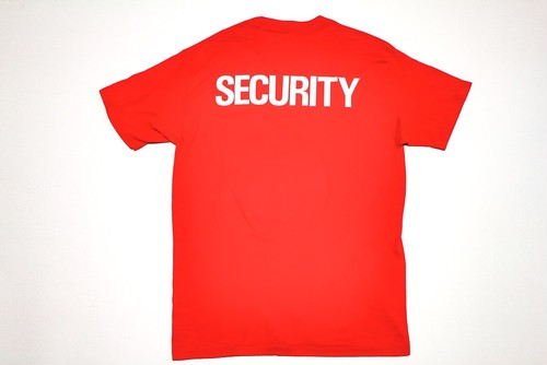 80s OLD SECURITY TEE