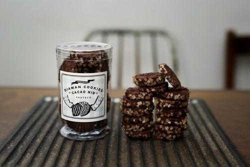 ディアマンクッキー カカオニブ diamant cookie cacaonibs
