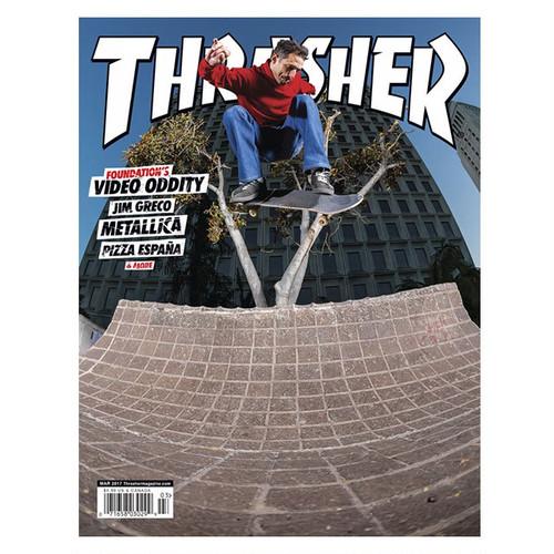 THRASHER - March 2017