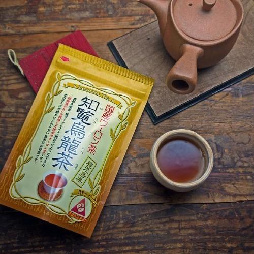 烏龍茶 国産ウーロン茶 鹿児島県知覧産 特別栽培茶 ティーバッグ