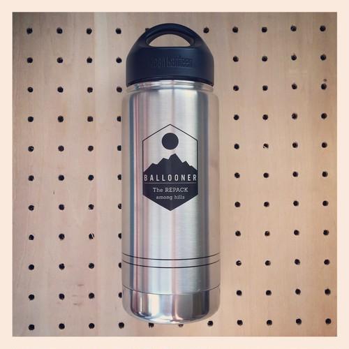 BALLOONER x Klean Kanteen /473ml