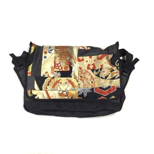 Vintage Kimono Messenger Bag  【messenger13】