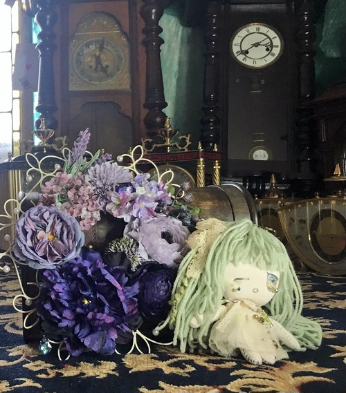【フラワーリース】屋根裏の歌劇座(送料無料)