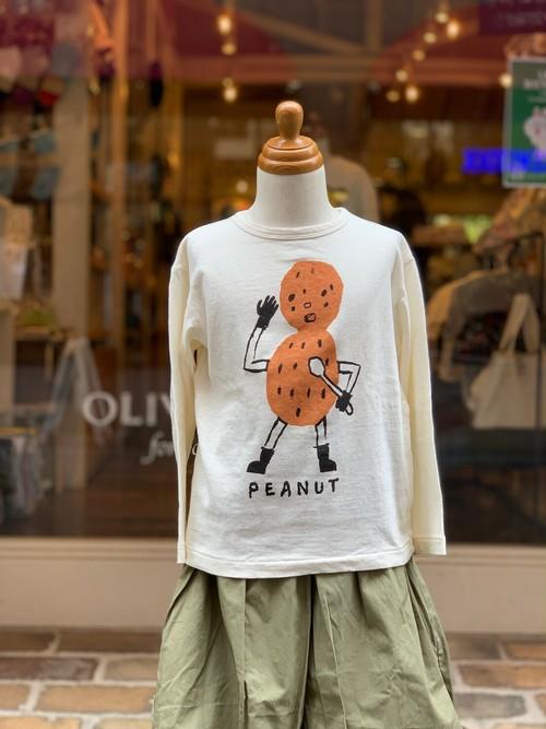 nini PEANUT隊Tシャツ(kids)