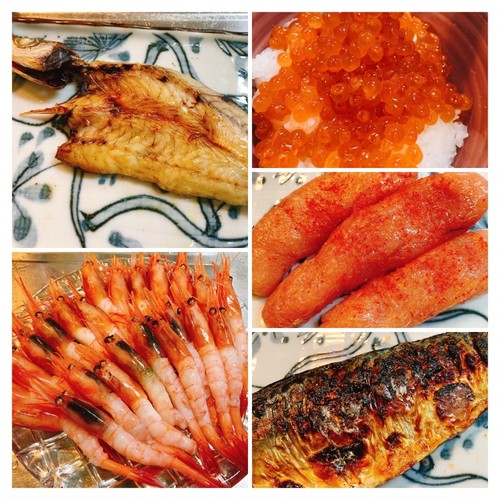 S. 【コロナ支援・訳あり価格】一級品の魚介類盛り合わせ 3〜4人前
