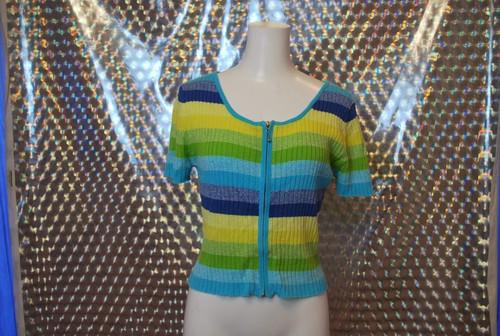 90s cotton knit tops