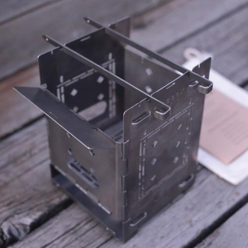 """TITANIUM G2 5"""" Firebox Stove"""