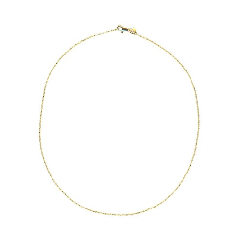【GF1-15】20inch gold filled chain necklace