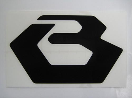 BEWET(ビーウェット) ステッカー 正規代理店 大人気シンボルロゴ