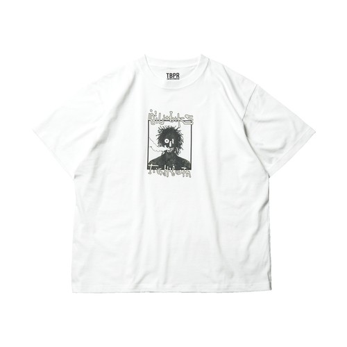 TIGHTBOOTH OILWORKS SMORKER T-SHIRT WHITE L タイトブース オイルワークス