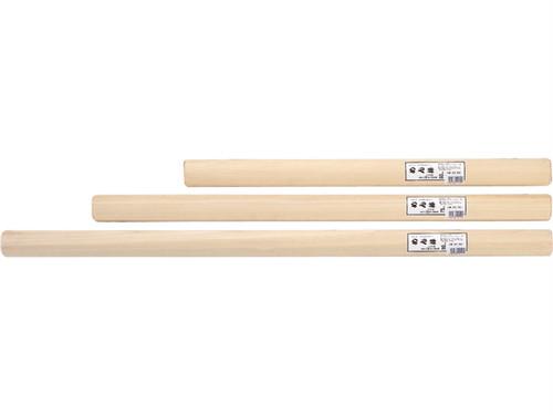 木製 「ほおの木 めん棒 太口90cm」