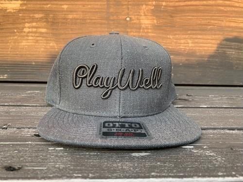 Play Well BB CAP(ヘザーブラック)