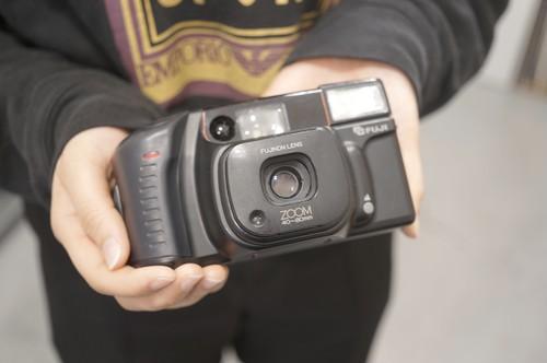 FUJIFILM zoom cardia 800date / 富士フィルム