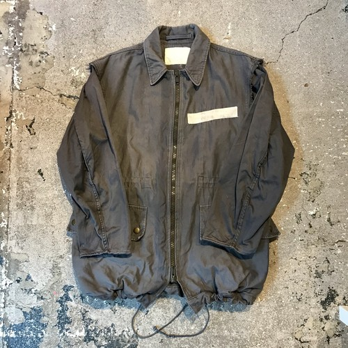 Combat style private military jacket