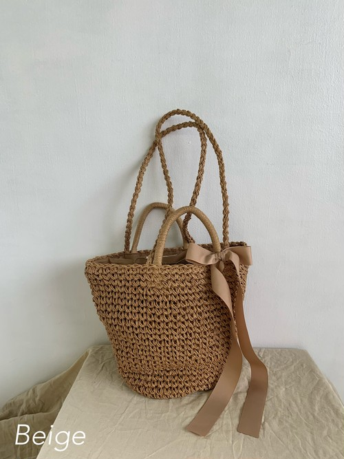 Bilitis dix-sept ans    New Woven Bag(M)